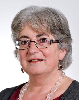 Professor Maggie Mort