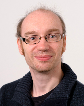 Dr Michael Ginger