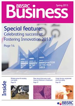 BBSRC business